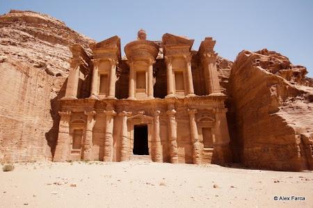 Vacanta 2013 Iordania - Manastirea