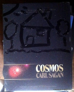 Cosmos - we are made of star dust