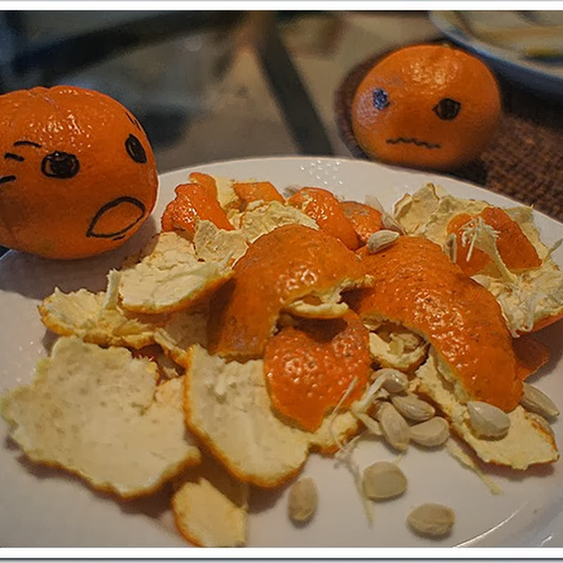 Funny orange pictures (5 pics)