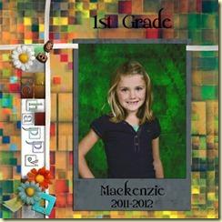 Mackenzie1stGrade11-12