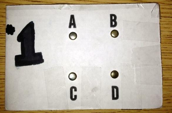 Mystery Board