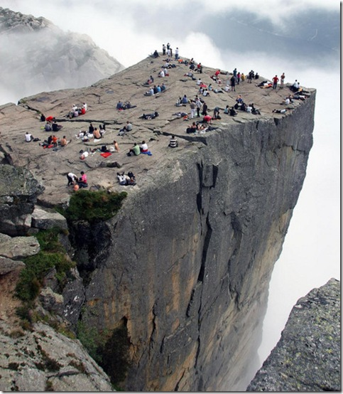Preikestolen, Norway!