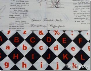 Text prints 3