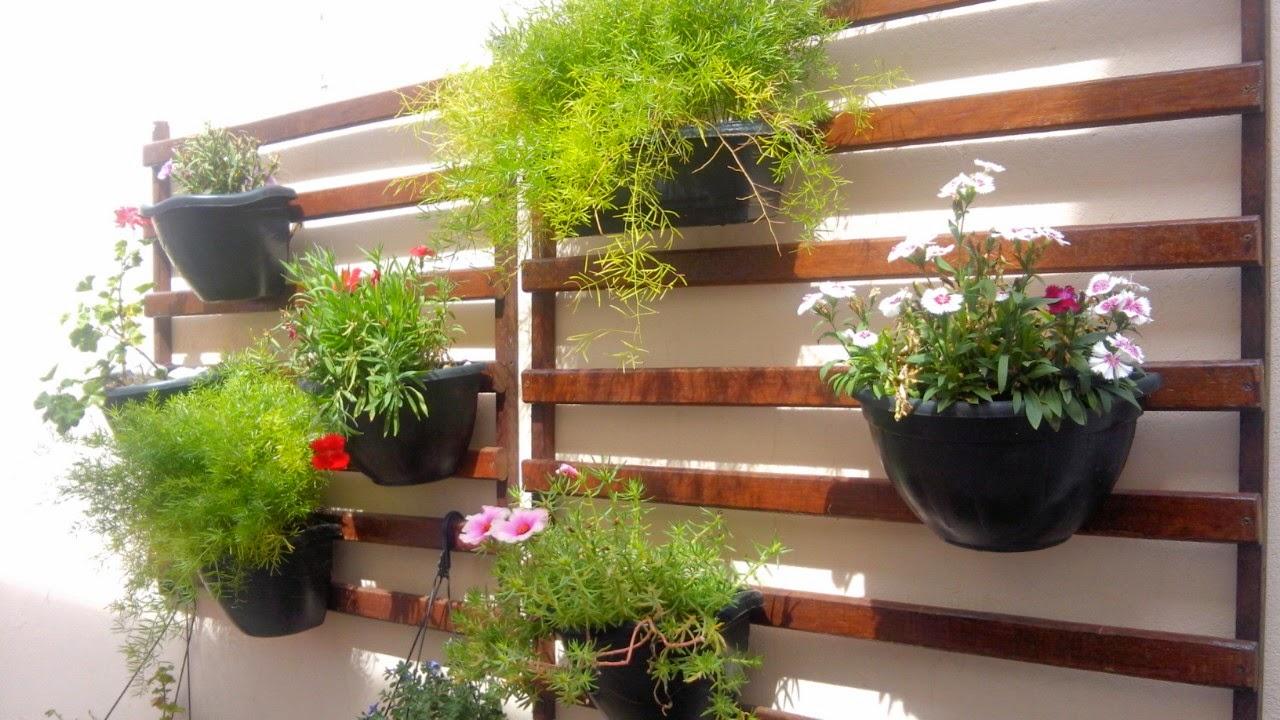plantas jardim vertical sol plenoMeu adoravel jardim Jardim vertical