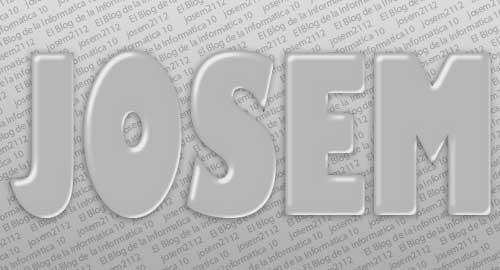 Texto relleno de líquido con Photoshop - opciones fusión capa copia