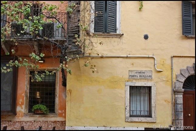 Corso Porta Borsari, Verona