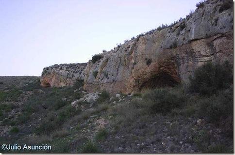 Les Coves de les Calderóns - La Romana - Vinalopó Mitja