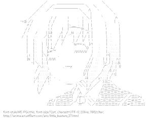 [AA]Nishizono Mio (Little Busters!)