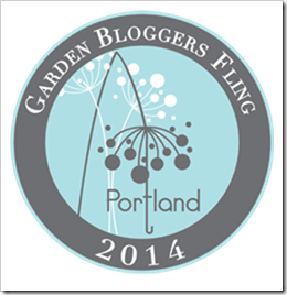 Heading to the 2014 Garden Bloggers Fling in Portland, OR