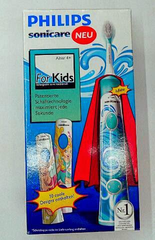 Philips Schallzahnbürste für Kinder