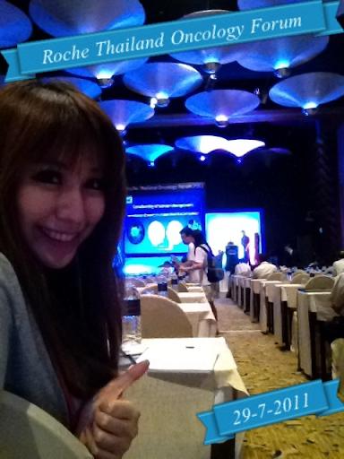 1st Roche Thailand Oncology Forum