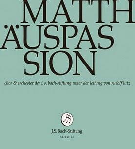 CD REVIEW: Johann Sebastian Bach - MATTÄUS-PASSION, BWV 244 (J.S. Bach-Stiftung B006)