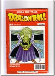 P00010 - Dragon Ball Nº192 por dar