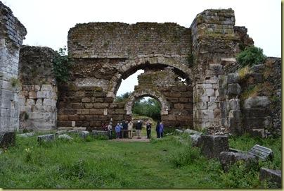 Miletus Caldarium size