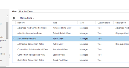 crm 2011 relationship roles and functions
