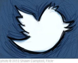 'Twitter Bird Sketch' photo (c) 2010, Shawn Campbell - license: http://creativecommons.org/licenses/by/2.0/