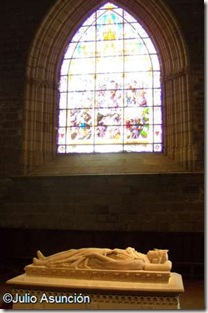 Sancho el Fuerte - Sepulcro de Roncesvalles