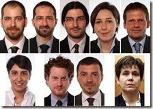 Nove parlamentari lasciano il M5S