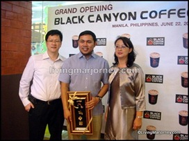 Black Canyon Coffee Grand Launch