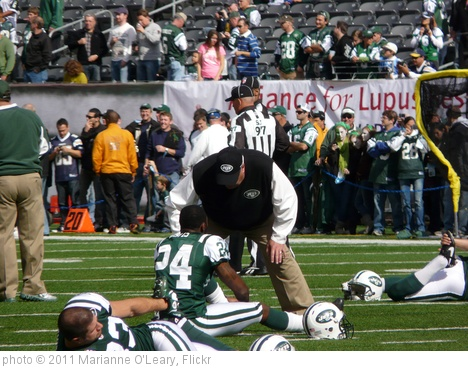 'New York Jets Head Coach Rex Ryan greets Darrelle Revis' photo (c) 2011, Marianne O'Leary - license: http://creativecommons.org/licenses/by/2.0/