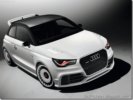 Audi A1 clubsport quattro Concept 2