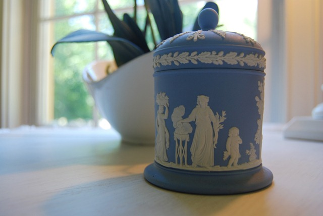 blue wedgewood