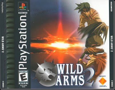 wild arms 2 cover