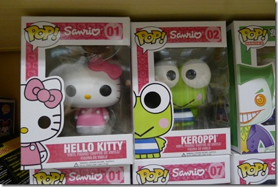Funko Pop! Sanrio Hello Kitty & Keroppi
