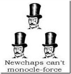 Newchaps -- Feel Like a Sir
