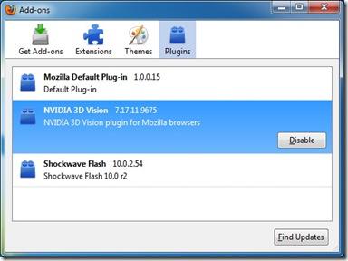 mozilla-3d-vision-plugin