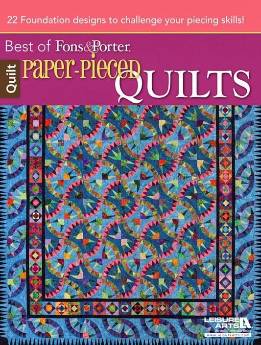 Best of Fons & Porter Paper Pieced Quilts