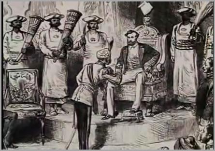 Lorde lytton, pompa e circustncia