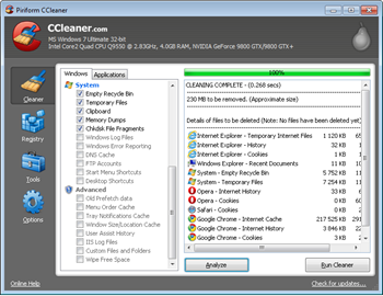 Download CCleaner 3.12.1572