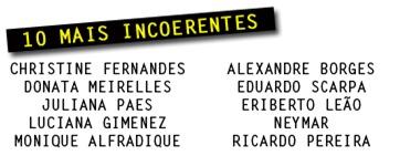 incoerentes