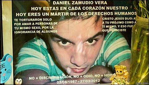 Daniel Zamudio