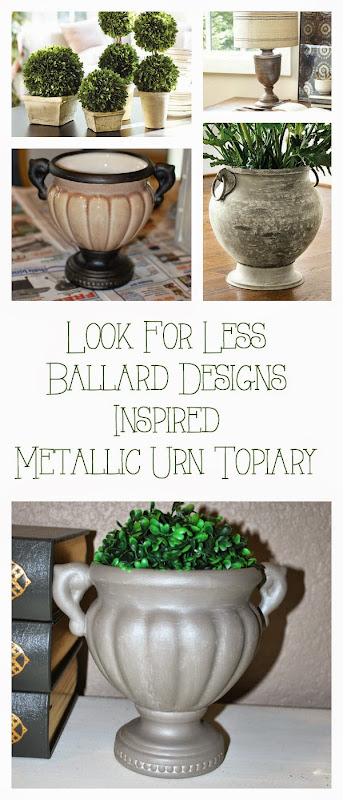 Look For Less Ballard Design Inspired Urn