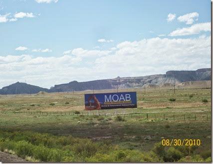 Colorado to UTAH 108