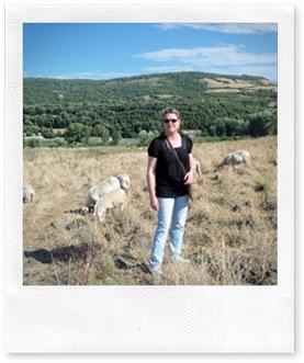 io e le pecore