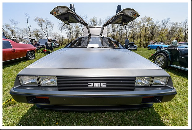 "Justin Mettee's 1981 DeLorean DMC-12 ""McFly"""