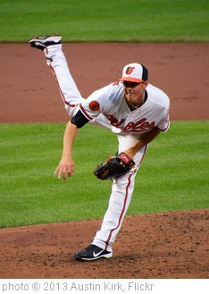 'Kevin Gausman Rookie Pitcher - Baltimore Orioles' photo (c) 2013, Austin Kirk - license: https://creativecommons.org/licenses/by/2.0/