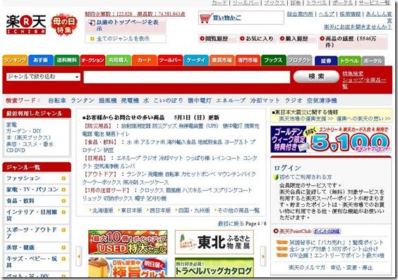 日本樂天市場購物全攻略_01