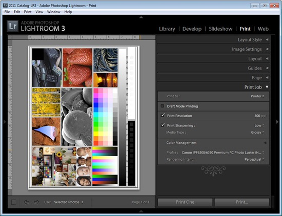 Lightroom PC