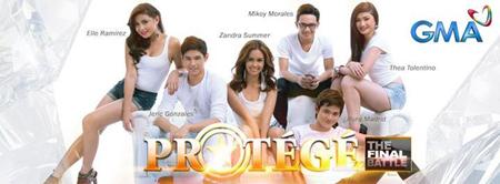 Protégé Top 6 - Elle Ramirez, Jeric Gonzales, Zandra Summer, Mikoy Morales, Thea Tolentino and Ruru Madrid