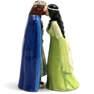 LOTR S&P Shakers - Aragorn & Arwen from NeatoShop