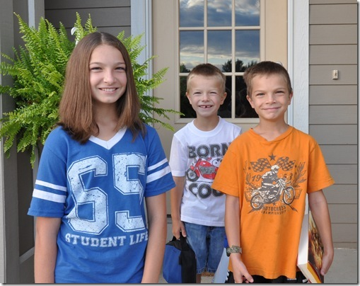 All 3 Back to School, 2011