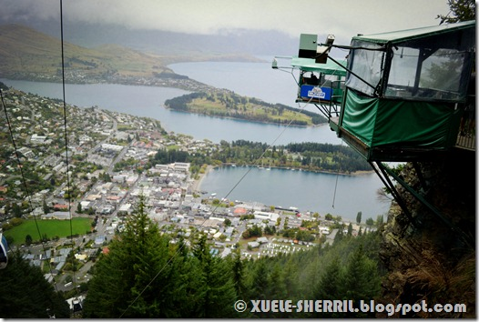 queenstown sky swing