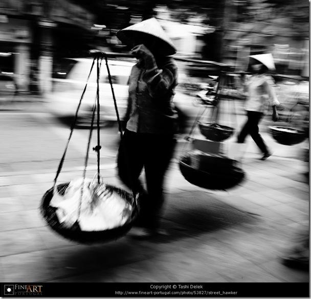 Street Hawker © Tashi Delek