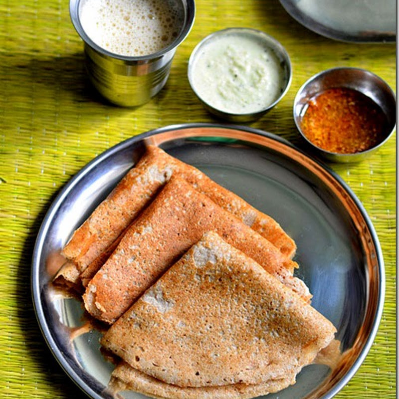 how to make dosa at home in hindi video