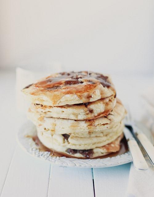 sausagepanacakes