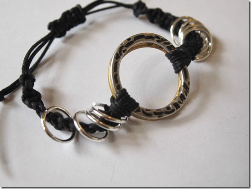 Double Stack Woven Bracelet 1